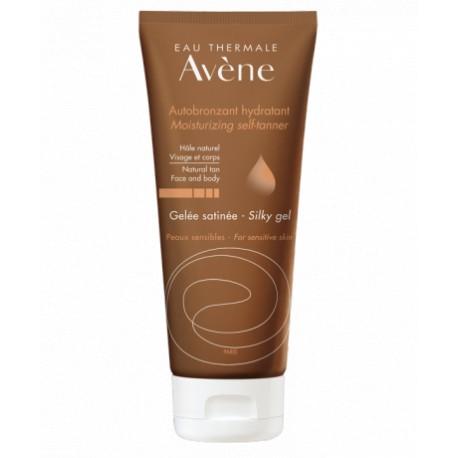 Avene Autobronzant Hydratant Face & Body Silky Gel Για Προοδευτικό Φυσικό Μαύρισμα 100ml