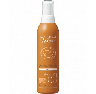 AVENE SPRAY SPF50+ 200ML