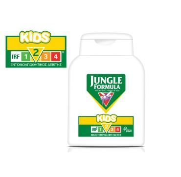 Omega Pharma Jungle Formula Kids Irf2 Εντομοαπωθητικό Κουνουπιών 125ml