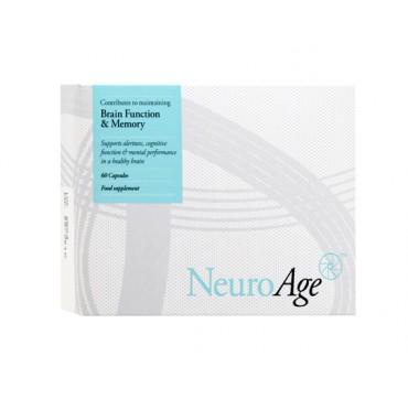 NEUROAGE BRAIN FUNCTION & MEMORY ΒΟΗΘΑ ΣΤΗ ΛΕΙΤΟΥΡΓΙΑ ΤΟΥ ΕΓΚΕΦΑΛΟΥ ΚΑΙ ΣΤΗΝ ΕΝΙΣΧΥΣΗ ΤΗΣ ΜΝΗΜΗΣ 60CAPS
