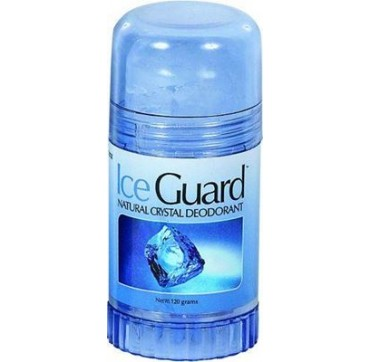 OPTIMA ICE GUARD ΑΠΟΣΜΗΤΙΚΟ NATURAL CRYSTAL 120gr