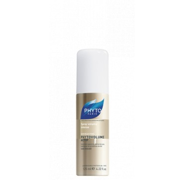 PHYTO PHYTOVOLUME ACTIF SPRAY VOLUME INTENSE ΣΠΡΕΪ ΓΙΑ ΠΛΟΥΣΙΟ ΟΓΚΟ 125ML