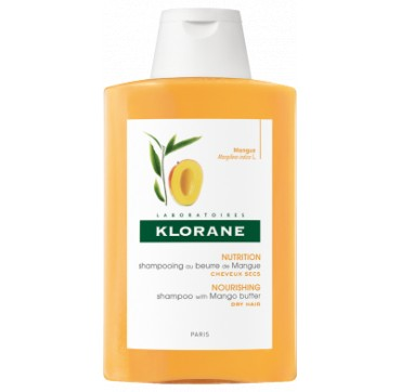 KLORANE NOURISHING SHAMPOO WITH MANGO BUTTER FOR DRY HAIR ΘΡΕΠΤΙΚΟ ΣΑΜΠΟΥΑΝ ΓΙΑ ΞΗΡΑ ΜΑΛΛΙΑ 400ML