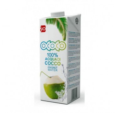 OCOCO BIO 100% COCONUT WATER ΝΕΡΟ ΚΑΡΥΔΑΣ 1LT
