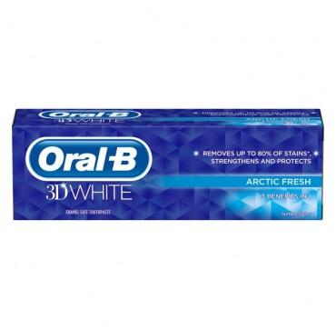 ORAL-B 3D ARCTIC FRESH ΟΔΟΝΤΟΠΑΣΤΑ 75ML