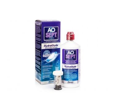 Alcon Ao Sept Plus With Hydraglyde Moisture Matrix Διάλυμα Καθαρισμού Και Απολύμανσης Υπεροξειδίου 360ml