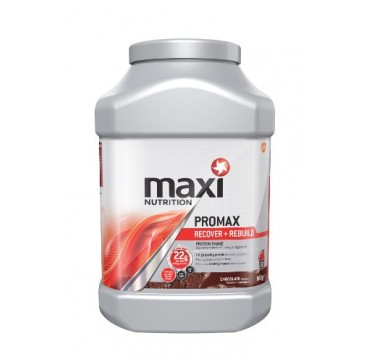 MAXINUTRITION MAXIMUSCLE PROMAX RECOVER + REBUILD ΠΡΩΤΕΪΝΗ CHOCOLATE 960G