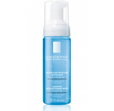 LA ROCHE-POSAY CLEANSING MICELLAR FOAMING WATER FOR SENSITIVE SKIN ΑΦΡΩΔΕΣ ΝΕΡΟ ΚΑΘΑΡΙΣΜΟΥ 150ML