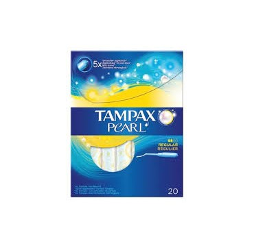 TAMPAX PEARL REGULAR ΤΑΜΠΟΝ 20 ΤΕΜ.