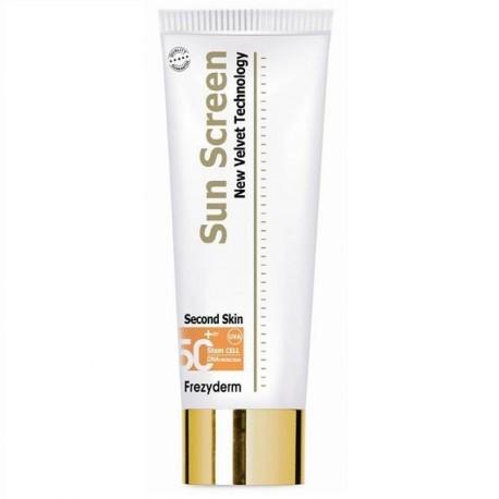 Frezyderm Sunscreen Velvet Body Αντηλιακό Σώματος Spf50+ 125ml