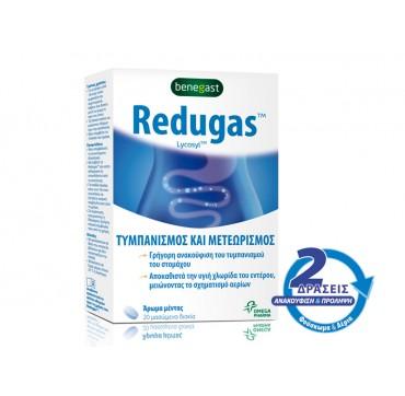Benegast Redugas Lycosyl 20chew. Discs