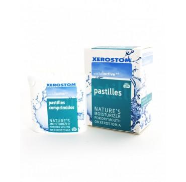 Xerostom Με Saliactive Παστίλιες Φυσικό Ενυδατικό Για Την Ξηροστομία 30τμχ