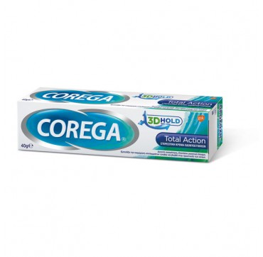 Corega 3D Hold Total Action 40gr