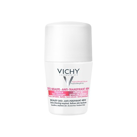 VICHY DEODORANT ROLL-ON IDEAL FINISH 48H ΑΠΟΣΜΗΤΙΚΟ DEO 50ML