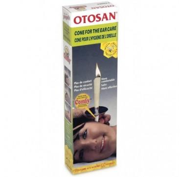 Otosan Κωνος Καθαρισμού Ακουστικής Κοιλότητας 2τμχ
