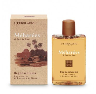 L'ERBOLARIO MEHAREES BAGNOSCHIUMA SHOWER GEL 250ML