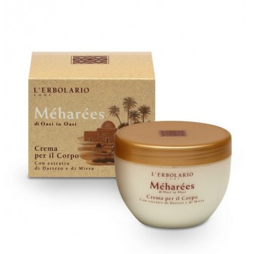 L'ERBOLARIO MEHAREES BODY CREAM ΚΡΕΜΑ ΣΩΜΑΤΟΣ 300ML
