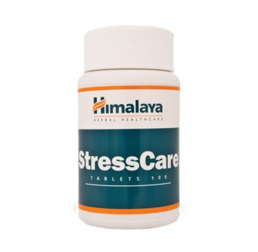 HIMALAYA STRESS CARE 100tabs