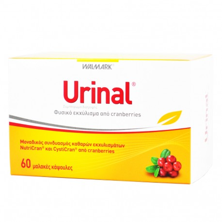 WALMARK URINAL 60caps