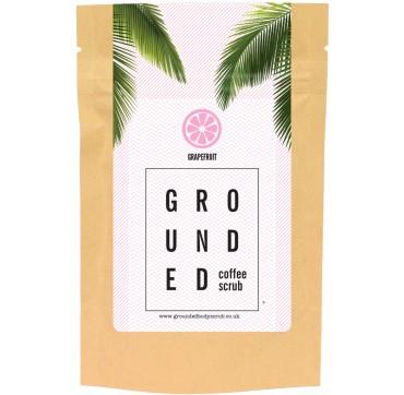 GROUNDED COFFEE SCRUB GRAPEFRUIT 200g