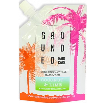 Grounded Hair Mask Coconut & Lime 100g
