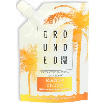 GROUNDED HAIR MASK MANGO CRUSH 100g