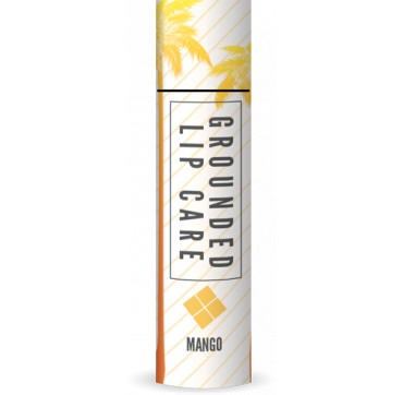 GROUNDED LIP CARE MANGO 4g