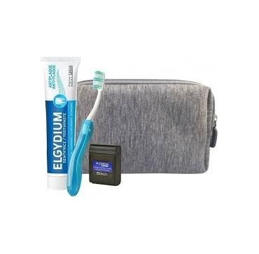 Elgydium Dental Travel Kit Γκρι