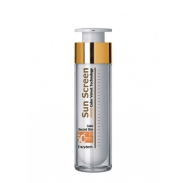 Frezyderm Sunscreen Velvet Color Face Cream Αντηλιακό Προσώπου Με Χρώμα Spf50+ 50ml