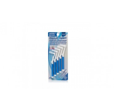 Intermed Chlorhexil Interdental Brushes SSSS 0.6mm 5τμχ