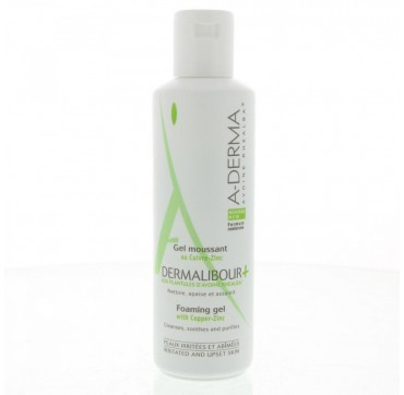 A-DERMA DERMALIBUR+ FOAMING GEL 250ml