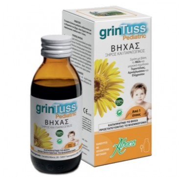 ABOCA GRINTUSS PEDIATRIC BIO ΠΑΙΔΙΚΟ ΣΙΡΟΠΙ 180gr