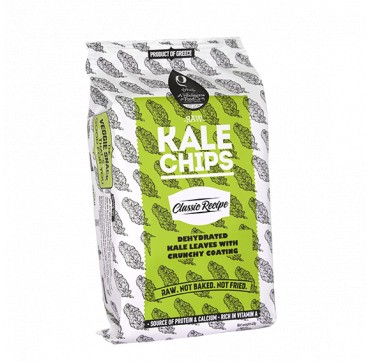KALE CHIPS CLASSIC RECIPE 40gr