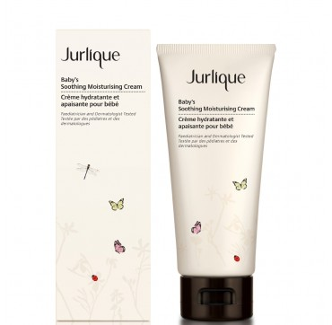 JURLIQUE BABYS SOOTHING MOISTURISING CREAM 125ml