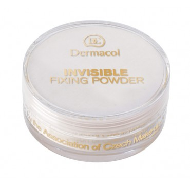 DERMACOL INVISIBLE FIXING POWDER natural 13g