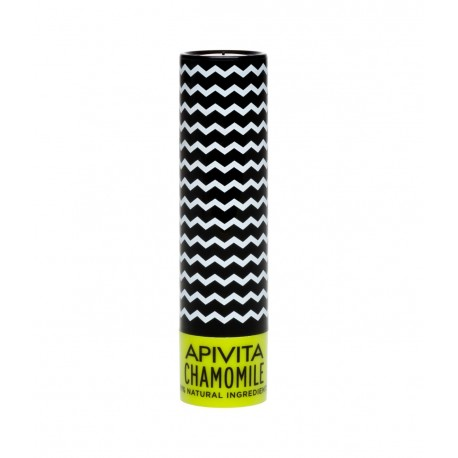APIVITA LIP CARE CHAMOMILE SPF15 4.4GR