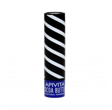 Apivita Lip Care Cocoa Butter Spf20 4.4gr