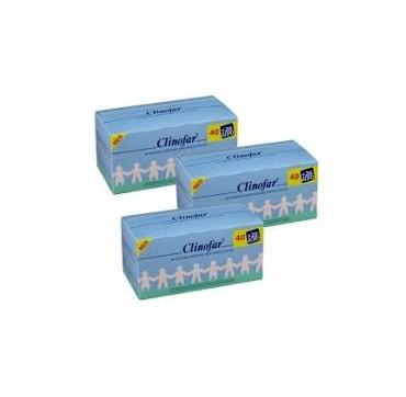 Omega Pharma Clinofar 40αμπ. Χ 5ml + 20amp.x5ml Δώρο Tem. 3