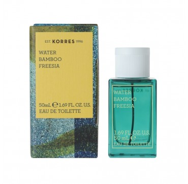 KORRES WATER BAMBOO FREESIA 50ml