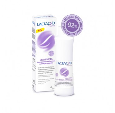 LACTACYD Pharma Soothing Intimate Wash 250 ml