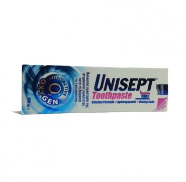 INTERMED UNISEPT TOOTHPASTE ACTIVE OXYGEN 100ml