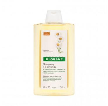 Klorane Blond Highlights Shampoo Με Χαμομήλι 400ml