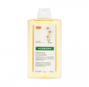 KLORANE BLOND HIGHLIGHTS SHAMPOO ΜΕ ΧΑΜΟΜΗΛΙ 400ml