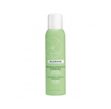 Klorane Deodorant a L'Althea Blanc Spray 125ml