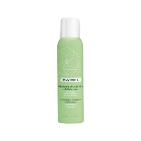 Klorane Deodorant a L'Althea Blanc Spray 125ml