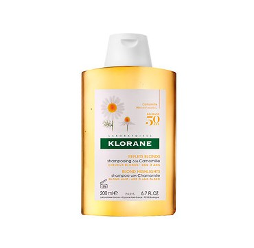 Klorane shampooing camomille 200ml