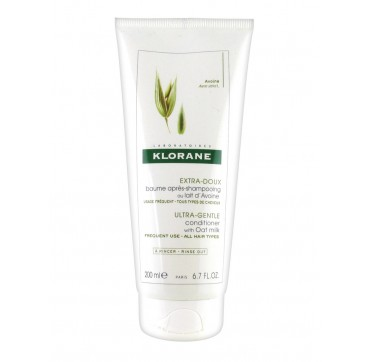 KLORANE BAUME AVOINE 200ml