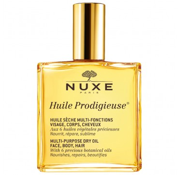 Nuxe Huile Prodigieuse Ξηρό Λάδι Για Πρόσωπο-σώμα-μαλλιά 100ml