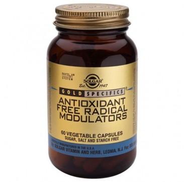 SOLGAR Antioxidant Free Radical Modulators 60caps