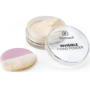 Dermacol Invisible Fixing Powder Light 13gr